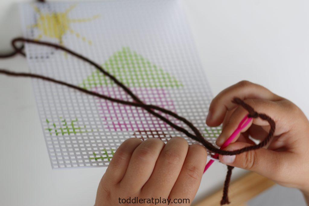 yarn threading (4)