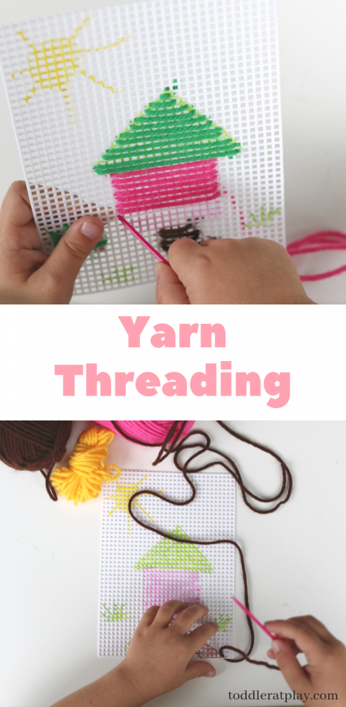 yarn threading 1yarn threading 1