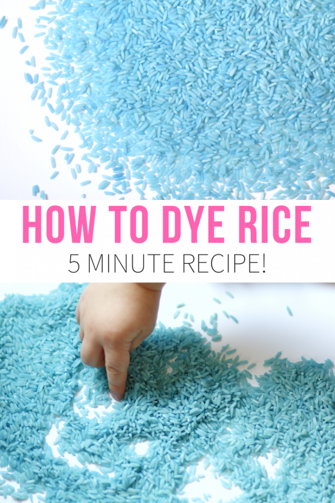 how to dye rice (1)