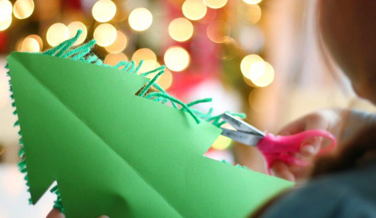 Trim the Christmas Tree Activity
