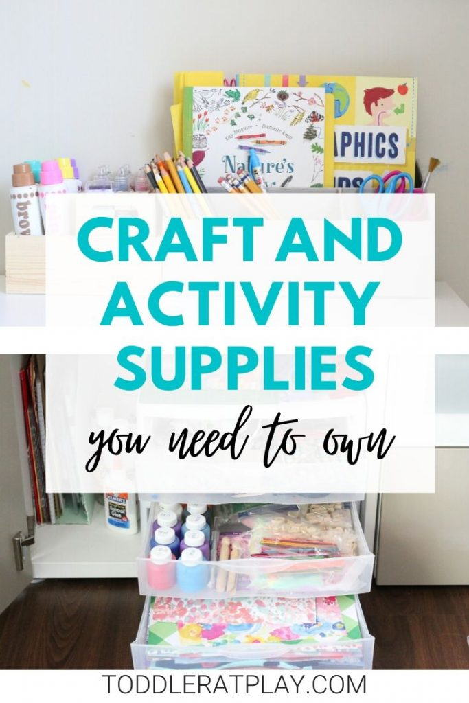 craft and activity supplies- toddler at play (5)