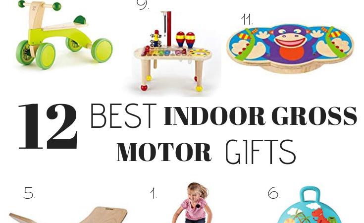 12 Best Indoor Gross Motor Gifts- Gift Guide