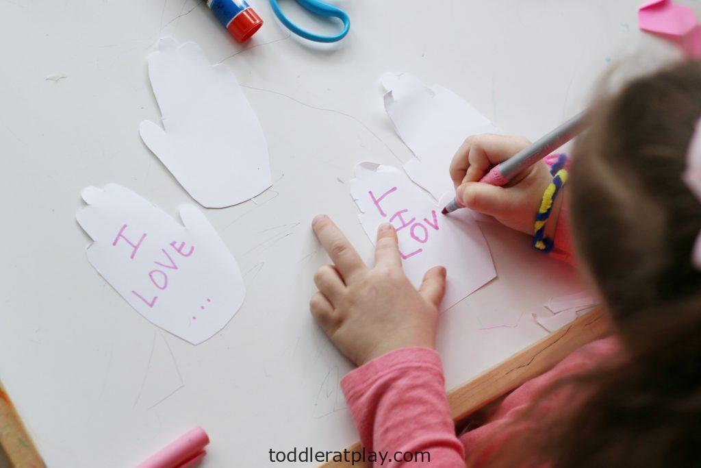 handprint valentines day card (6)