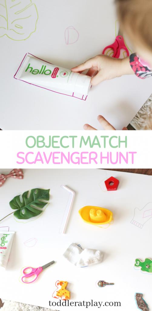 object match scavenger hunt (3)
