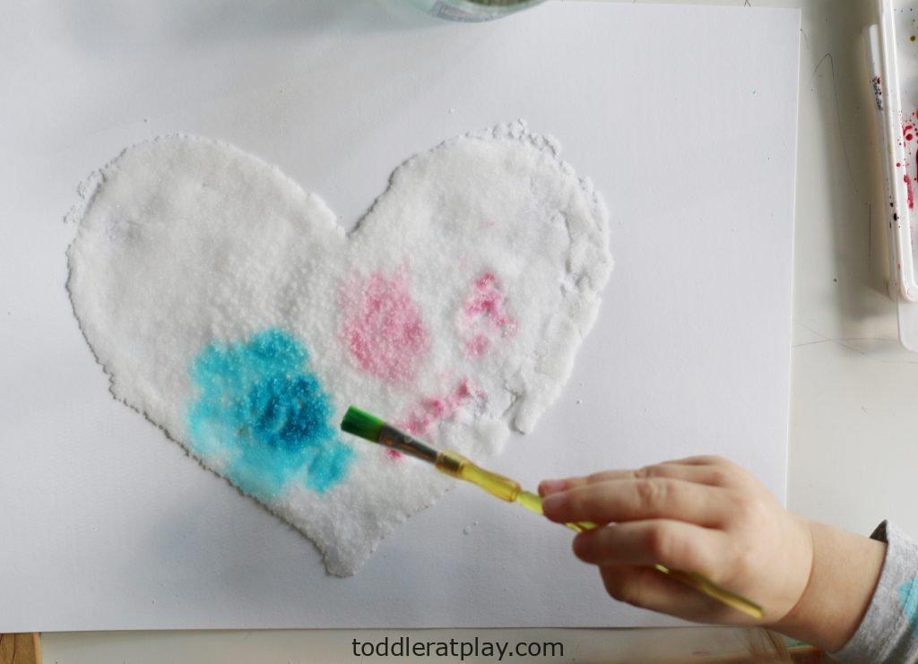 salt heart painting (5)