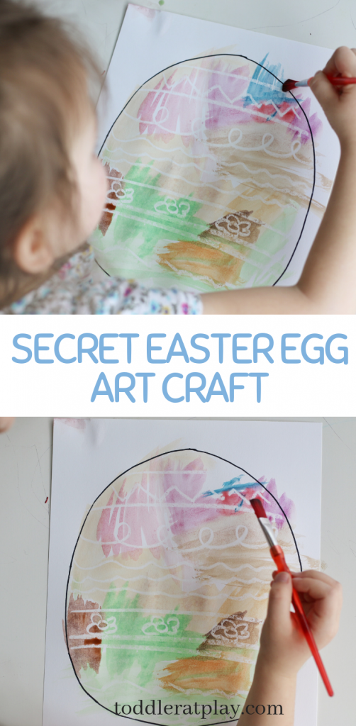 secret easter egg art - toddler at play (1)