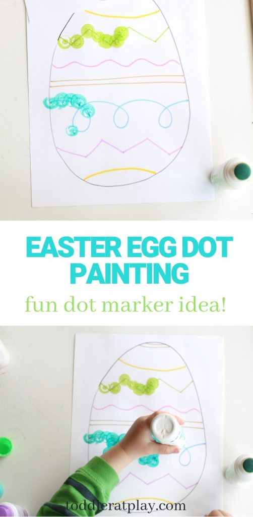 easter egg dot painting- toddler at play (2)