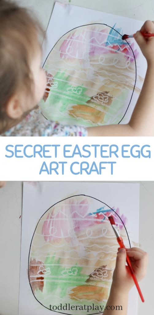 secret easter egg art - toddler at play (1)