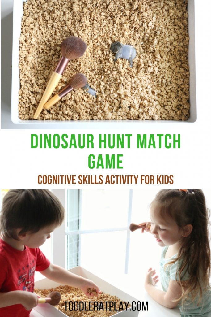 dinosaur hunt match game- toddler at play (9)