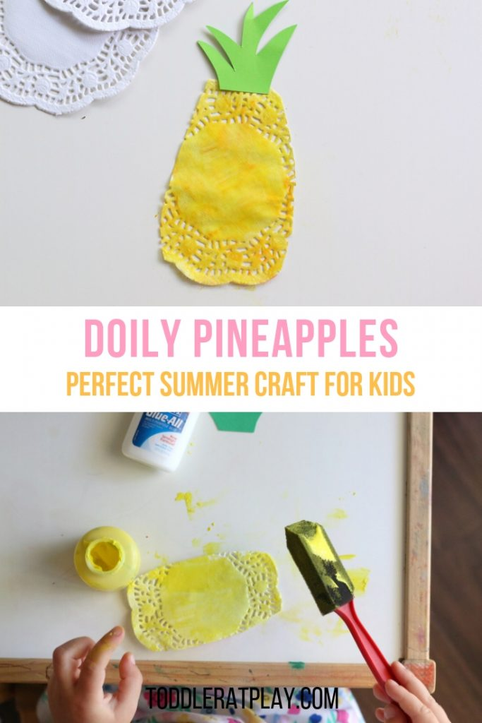 doily pineapples- toddler at play (3)