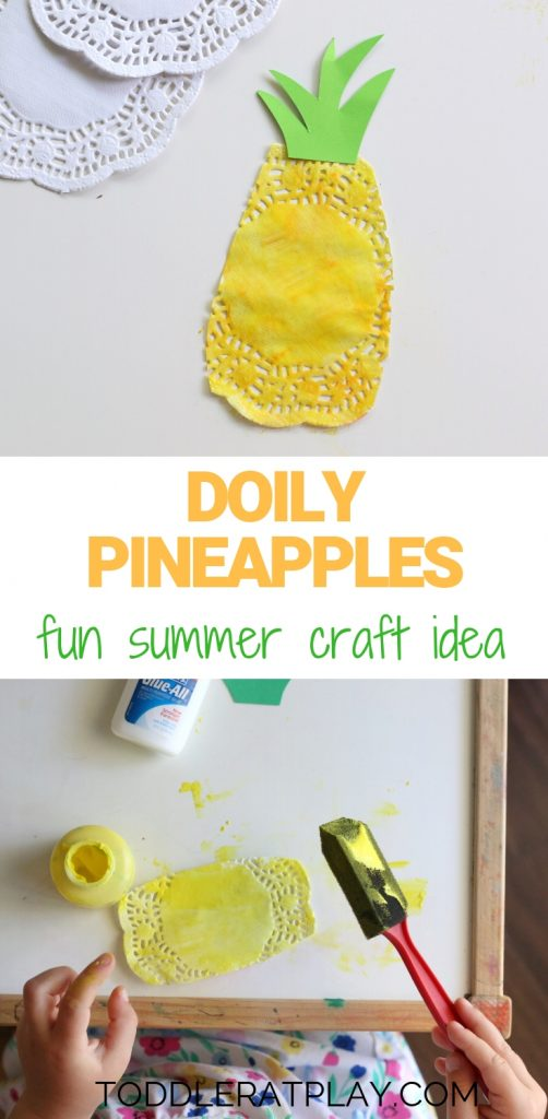 doily pineapples- toddler at play (7)