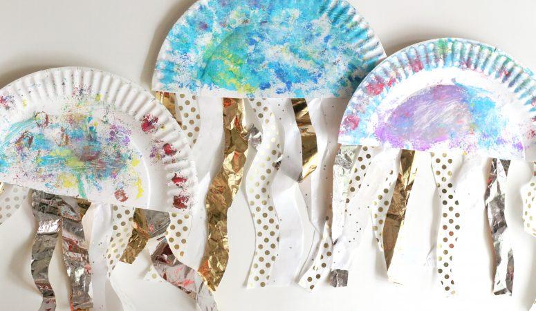 Jelly Fish Craft