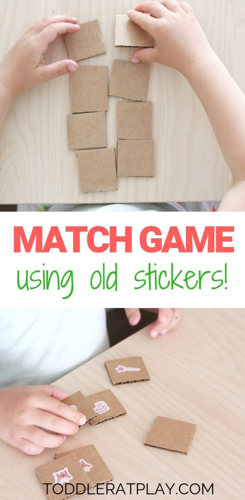 match game using stickers- toddler at play (6)