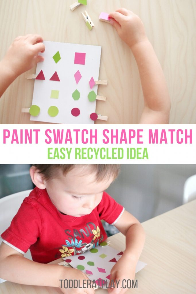 paint swatch shape match- toddler at play (16)