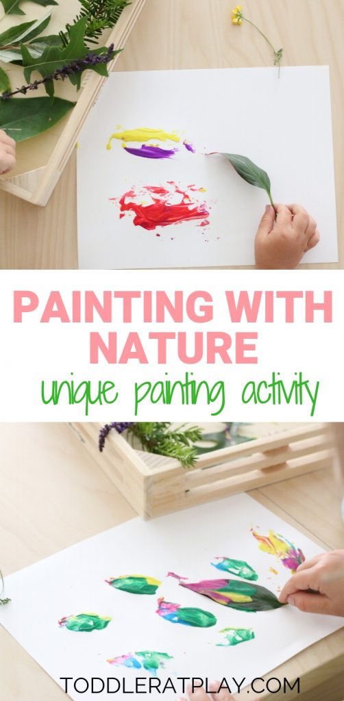 painting with nature- toddler at play (12)