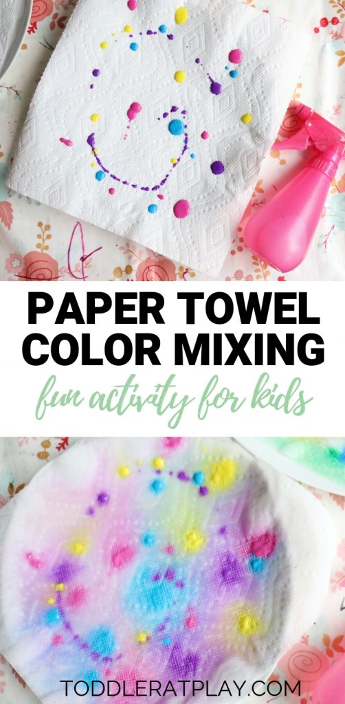 paper towel color mixing- toddler at play (11)