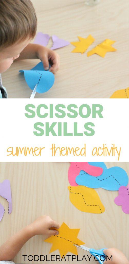 summer scissor skills- toddler at play (4)