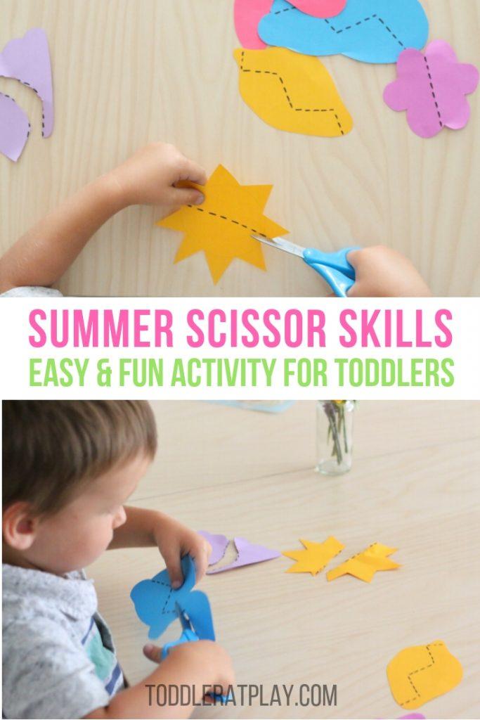 summer scissor skills- toddler at play (8)