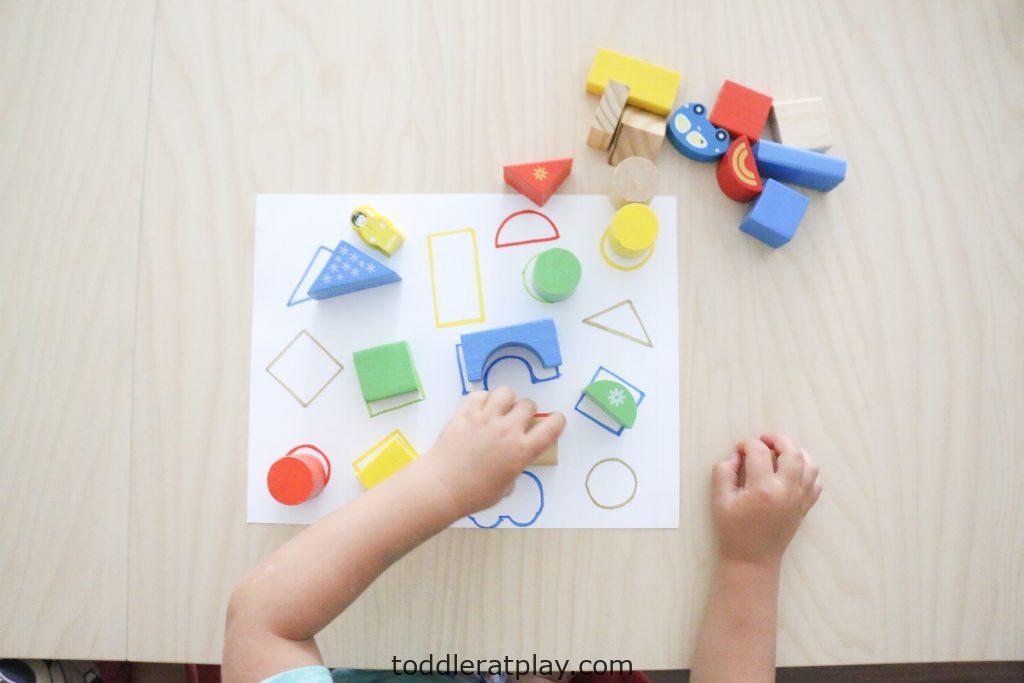 wooden blocks match- toddler at play (16)