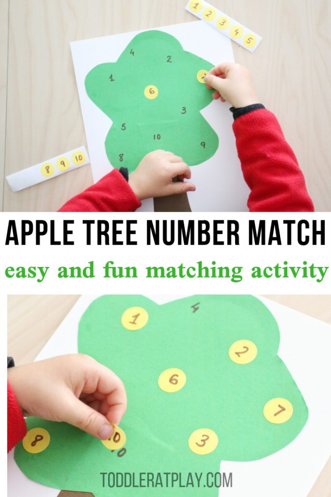 apple tree number match- toddler at play (18)