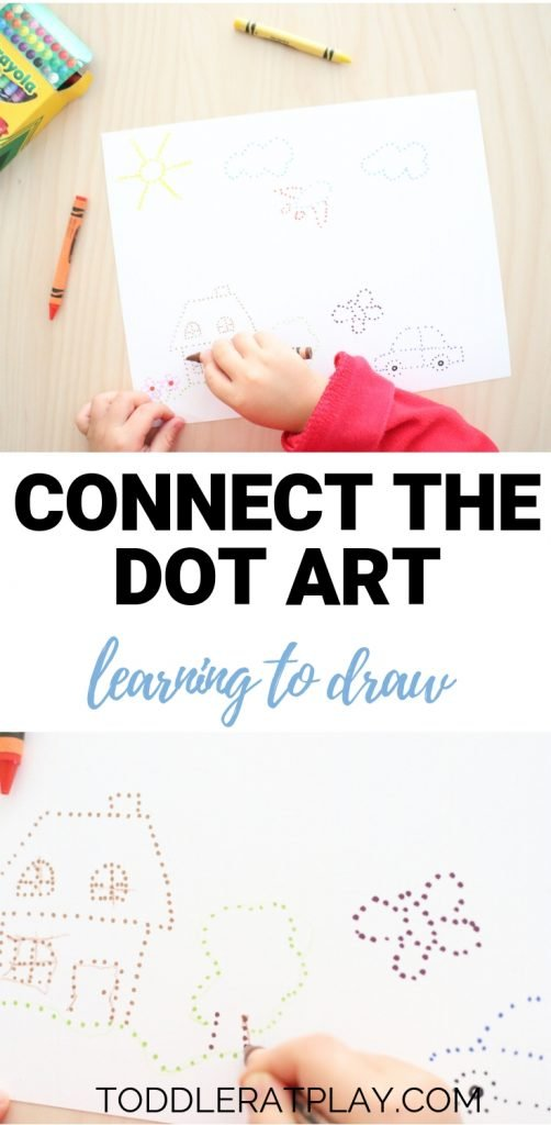 connecting the dots art- toddler at play (1)