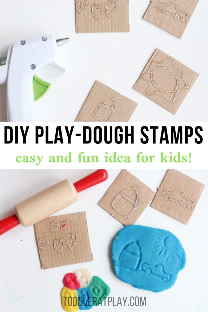 diy play-dough stamps- toddler at play (5)