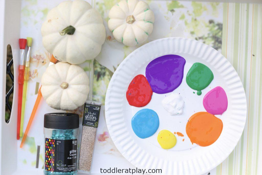 pumpkin painting- toddler at play (16)