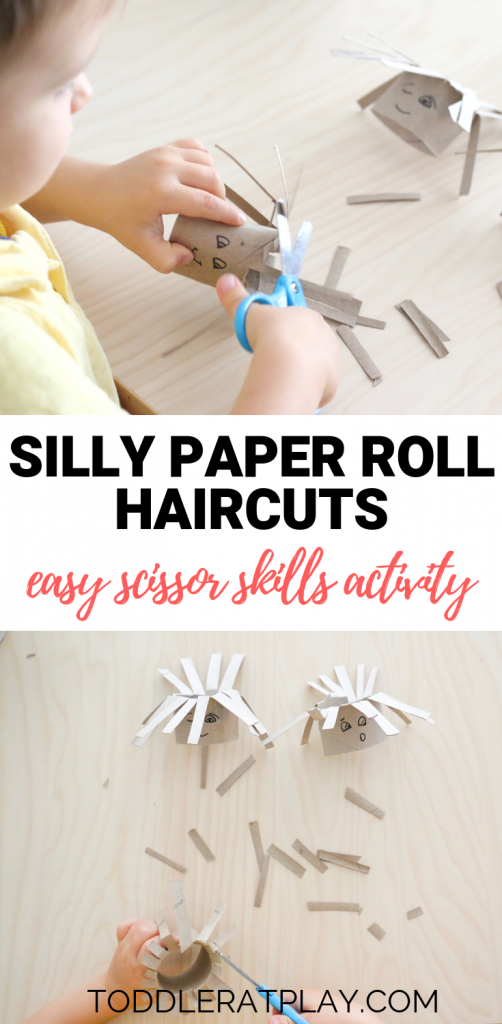 silly paper roll haircuts- toddler at play (3)