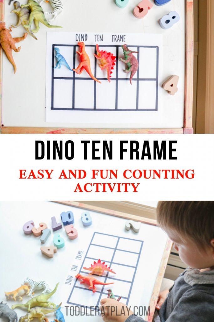 dino ten frame- toddler at play (1)