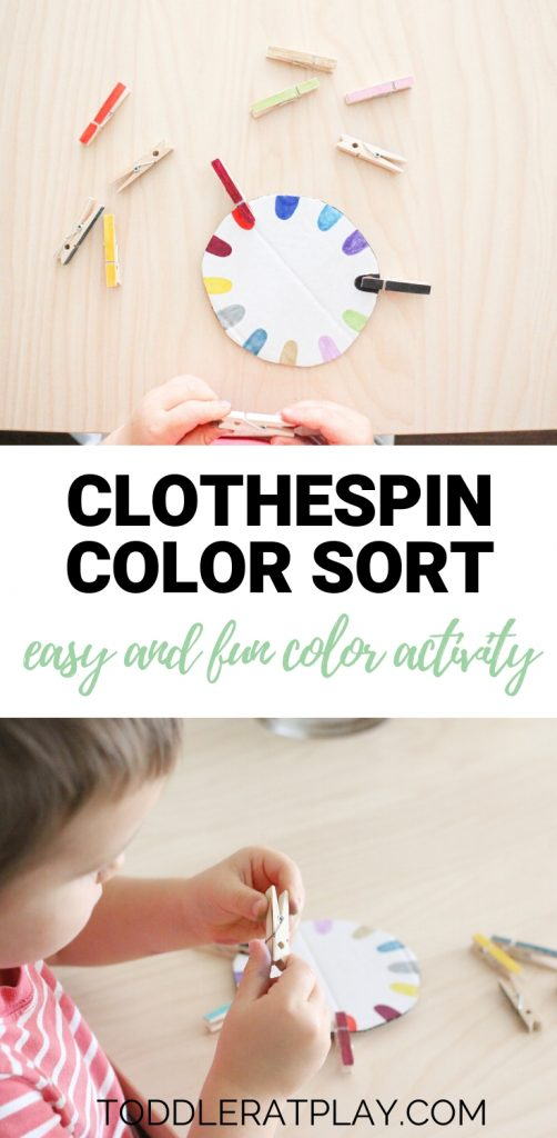 clothespin color sort- toddler at play (15)