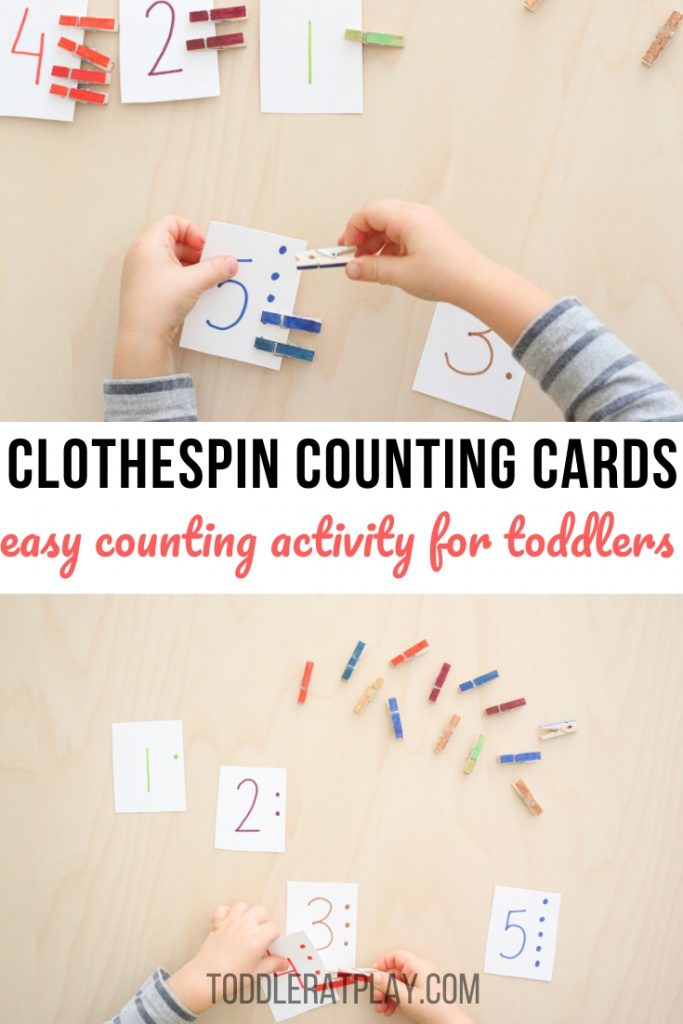 clothespin counting cards- toddler at play (2)