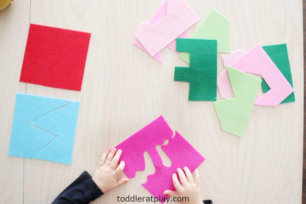 diy felt puzzles- toddler at play (1)