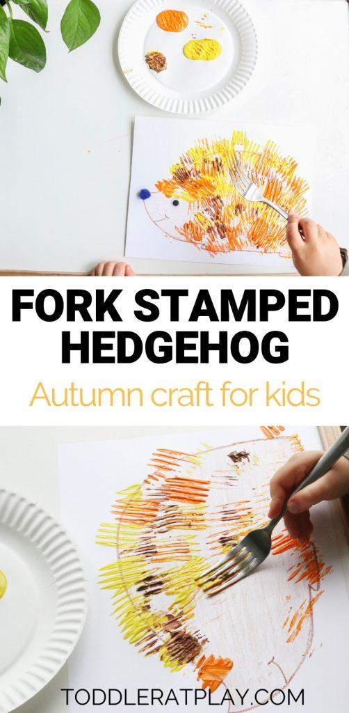 fork stamped hedgehog- toddler at play (12)