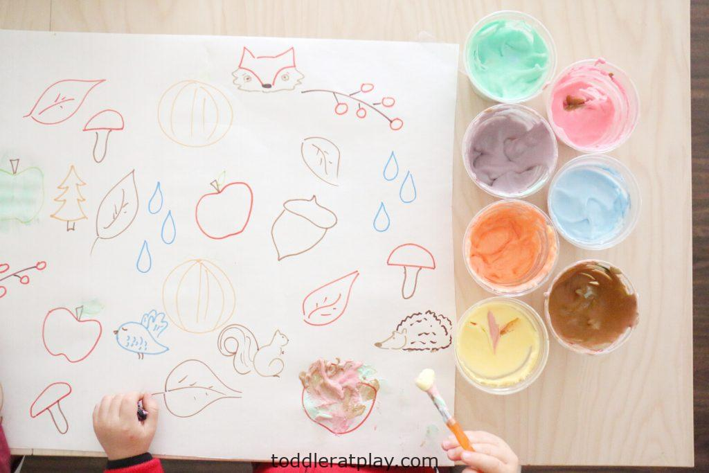 giant puffy paint coloring page- toddler at play (6)
