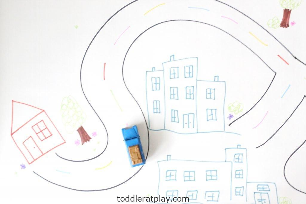 giant road map- toddler at play (13)