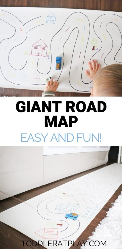 giant road map- toddler at play (9)