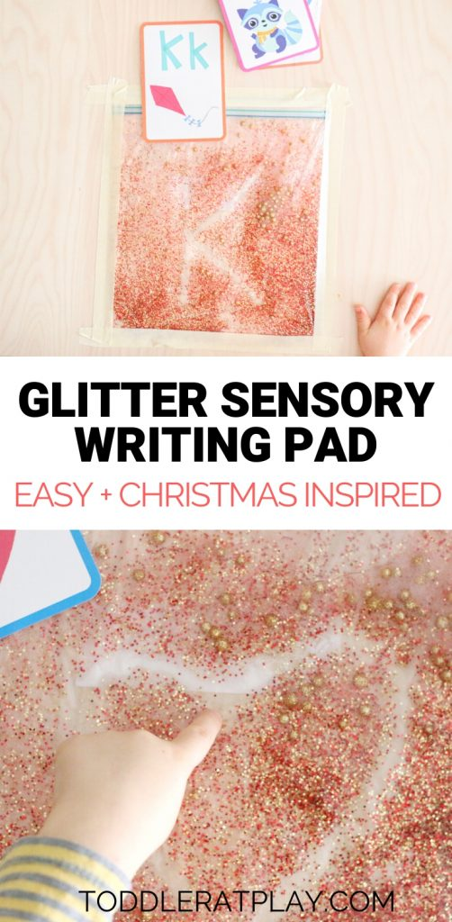 glitter sensory writing pad- toddler at play (8)