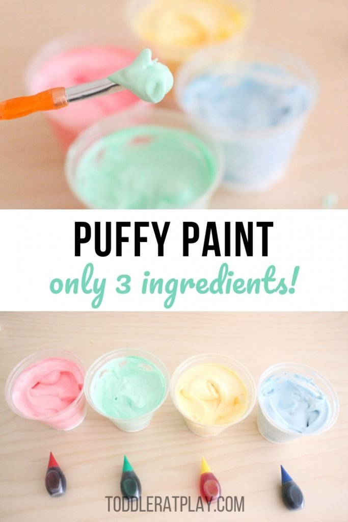 puffy paint recipe- toddler at play (2)