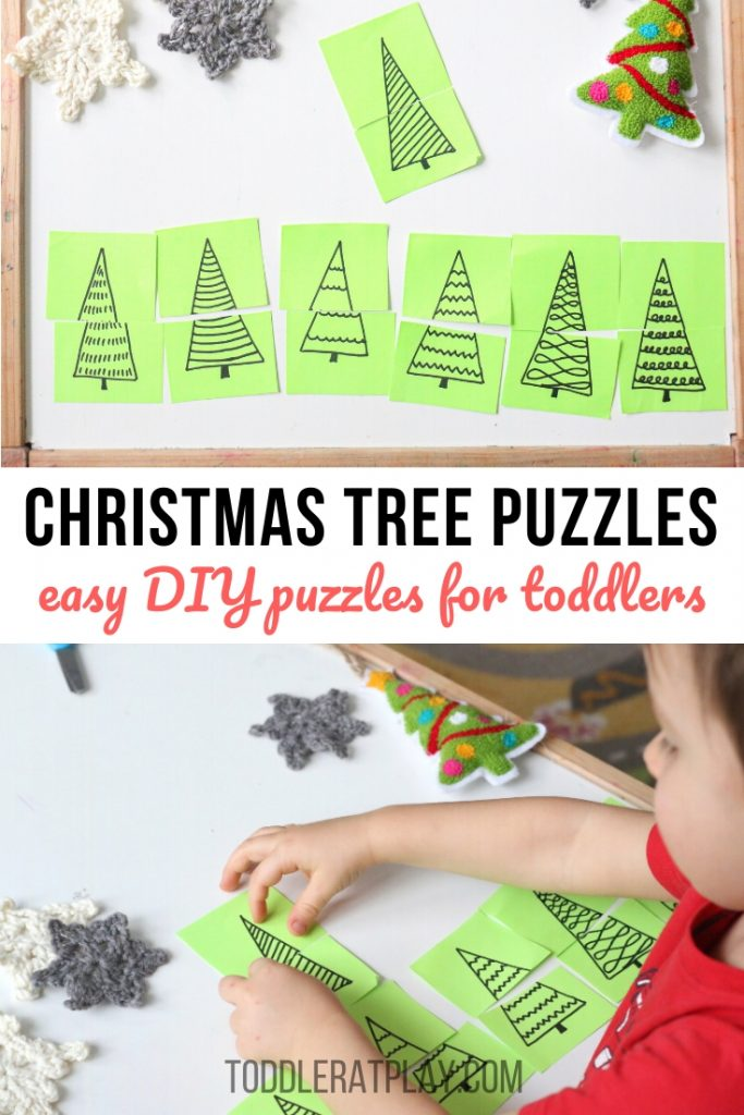 christmas tree puzzles- toddler at play (1)