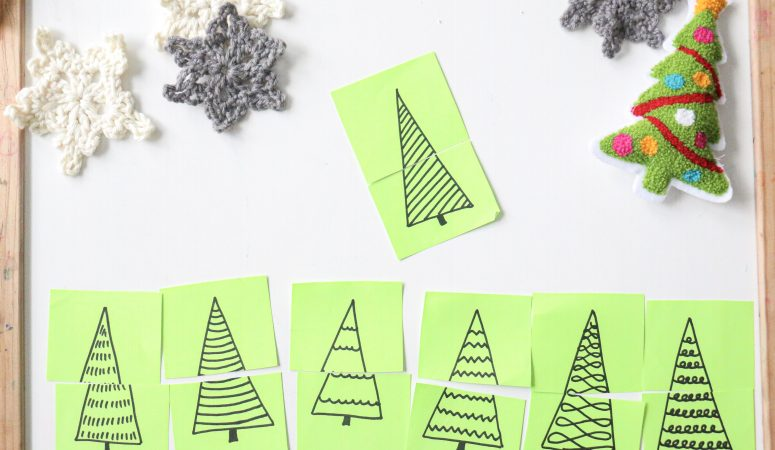 Christmas Tree Puzzles