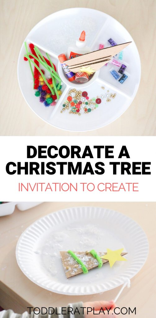 decorate a christmas tree tray- toddler at play (15)