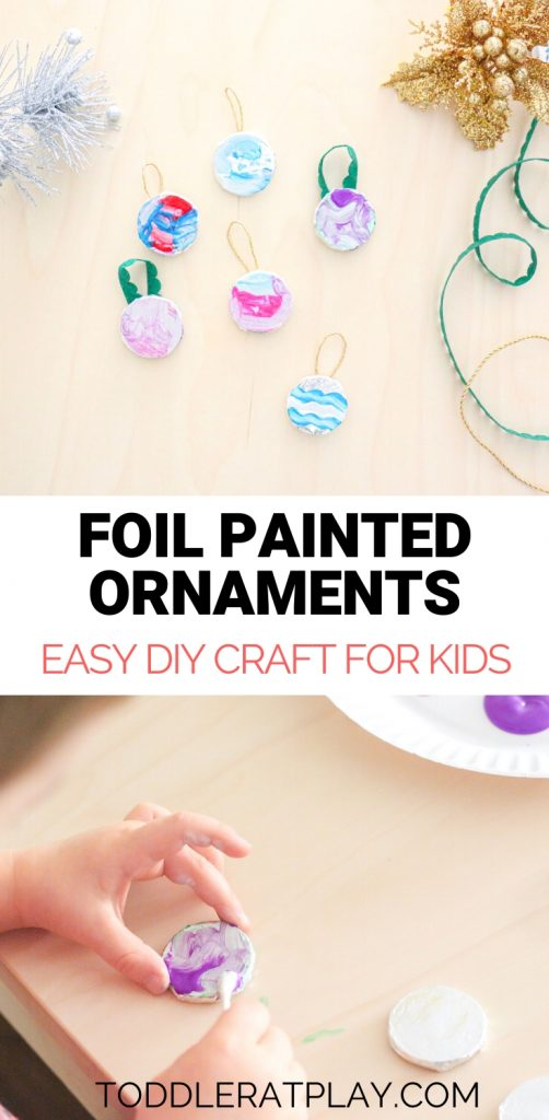 foil painted ornaments- toddler at play (12)