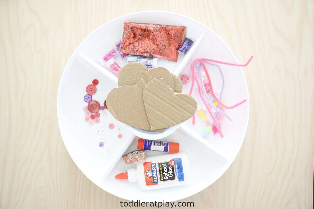 decorate a heart- toddler at play (5)