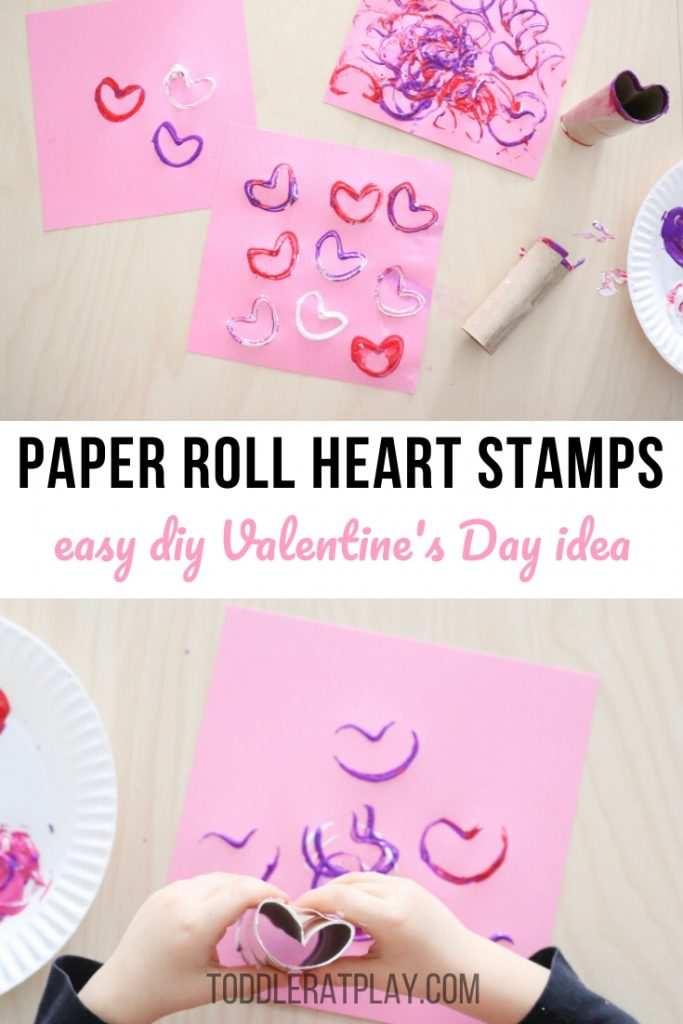 paper roll heart stamps- toddler at play (16)
