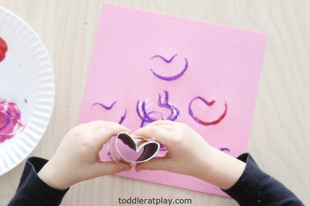 paper roll heart stamps- toddler at play (19)