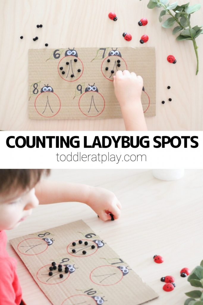counting ladybug spots activity- toddler at play (2)