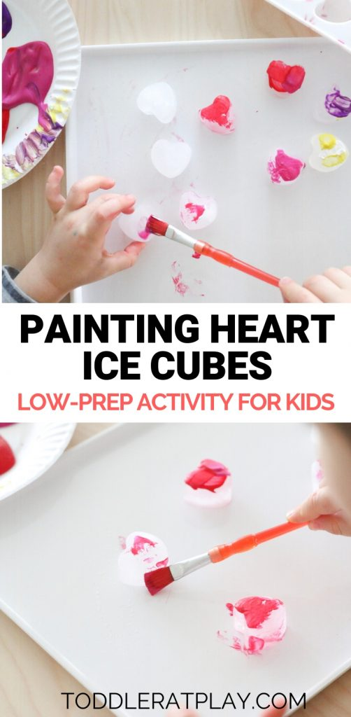 painting heart ice cubes- toddler at play (13)