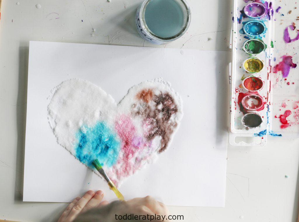 salt heart painting (4)