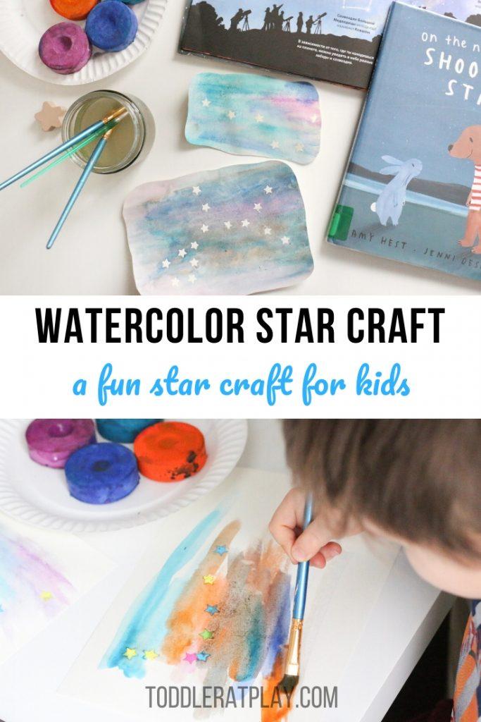 watercolor star craft- toddler at play (2)
