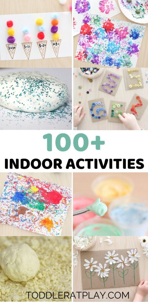 100 indoor activities